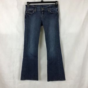 Lucky Brand Jeans Sweet Dream Size 4/27 Distressed